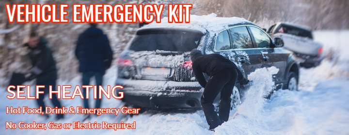 Hot Pack Car emergency Banner