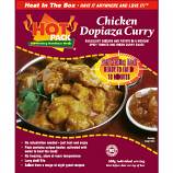 Hot Pack SELF HEATING Meal in a box Chicken Dopiaza Qty 24